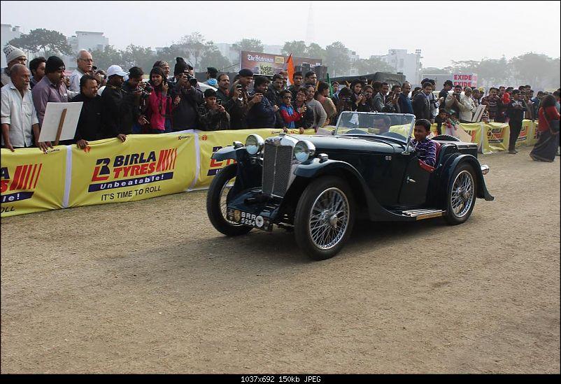 The Statesman Vintage & Classic Car Rally, Kolkata - January 2015-25.jpg
