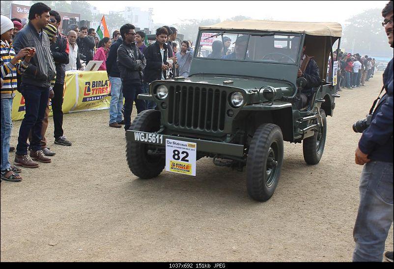The Statesman Vintage & Classic Car Rally, Kolkata - January 2015-52.jpg