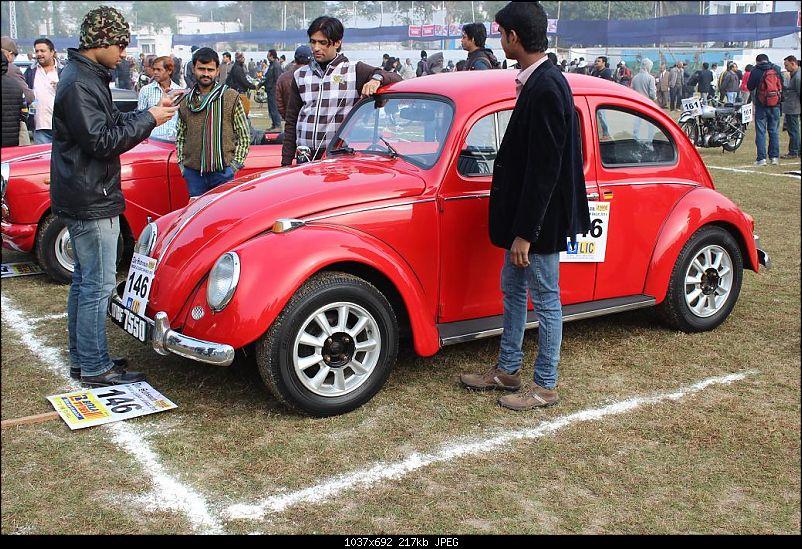 The Statesman Vintage & Classic Car Rally, Kolkata - January 2015-106.jpg