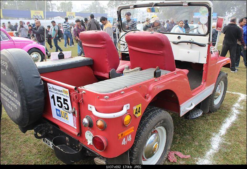 The Statesman Vintage & Classic Car Rally, Kolkata - January 2015-123.jpg