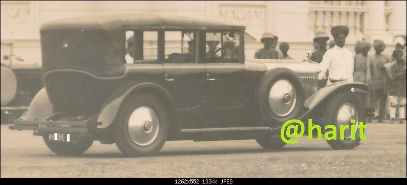 """""""Doing a Mysore"""" again - Cars of Maharaja of Mysore-mysore-palace-cartbhp.jpg"""