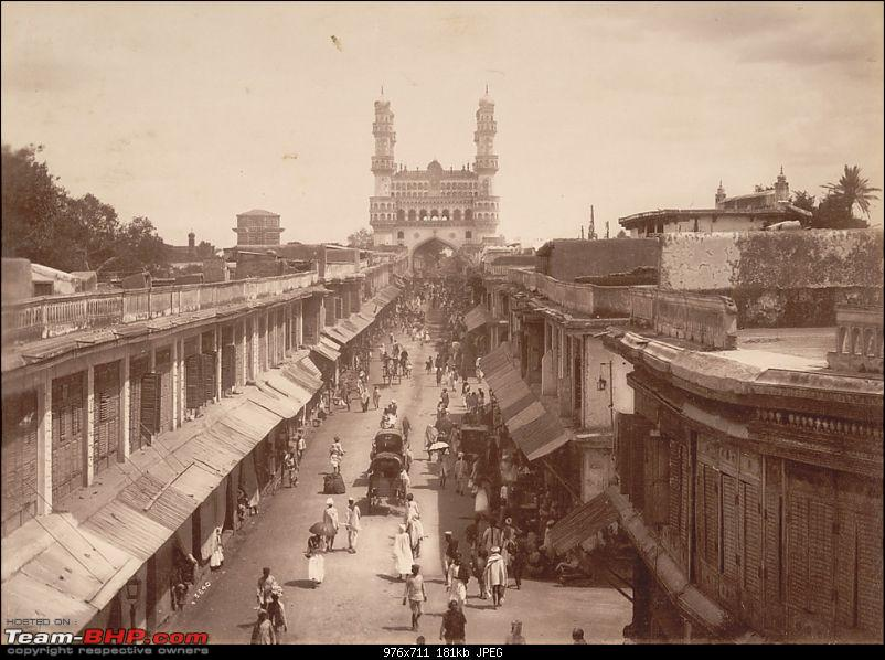 Images of Traffic Scenes From Yesteryears-charminar.jpg