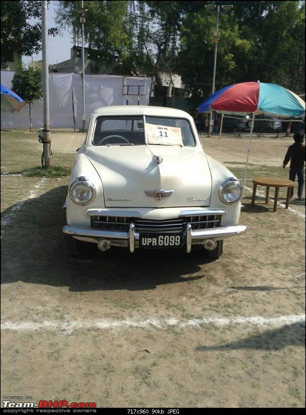 Pics: 9th Annual Cawnpore (Kanpur) Classic Car Rally-10394463_10153052144863774_8449483654038428193_n.jpg