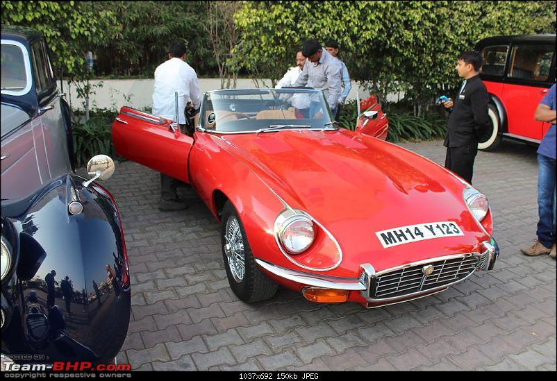 VCCCI vintage car and bike rally, Pune - Feb 15th 2015-jag01.jpg