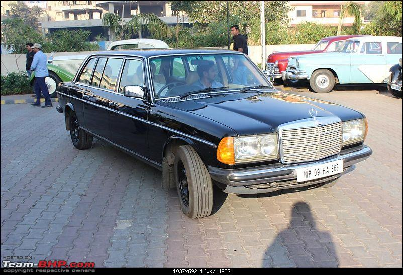 VCCCI vintage car and bike rally, Pune - Feb 15th 2015-merc05.jpg
