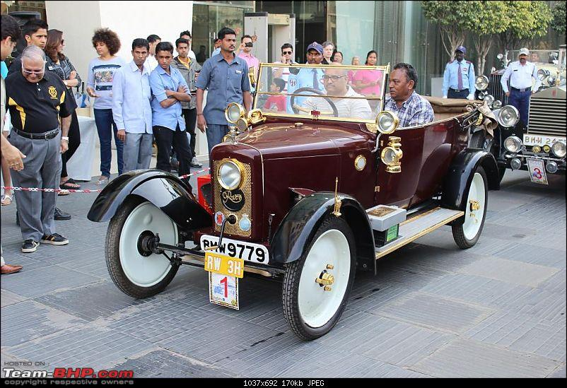 VCCCI vintage car and bike rally, Pune - Feb 15th 2015-rover01.jpg