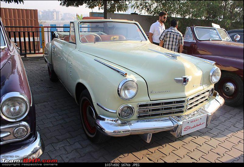 VCCCI vintage car and bike rally, Pune - Feb 15th 2015-stude01.jpg