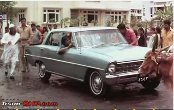 Old Bollywood  Indian Films : The Best Archives for Old Cars  Page 61  TeamBHP