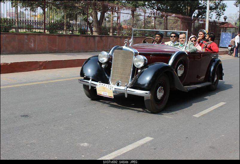 Report & Pics: 21 Gun Salute Vintage Car Rally, Feb 2015-merc03.jpg