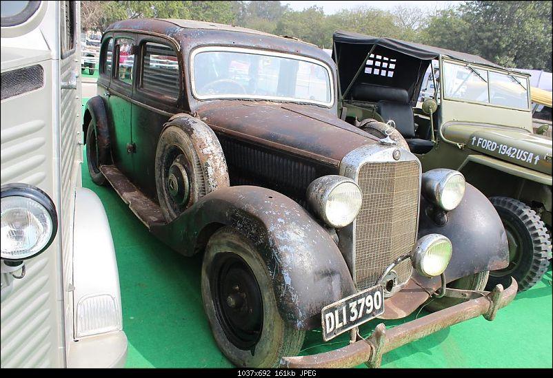 Report & Pics: 21 Gun Salute Vintage Car Rally, Feb 2015-merc08.jpg