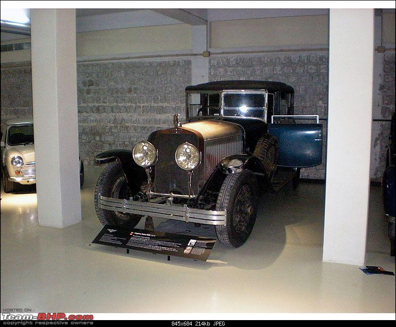 """Doing a Mysore"" again - Cars of Maharaja of Mysore-mysore-hispano-suiza-1919-2015.jpg"