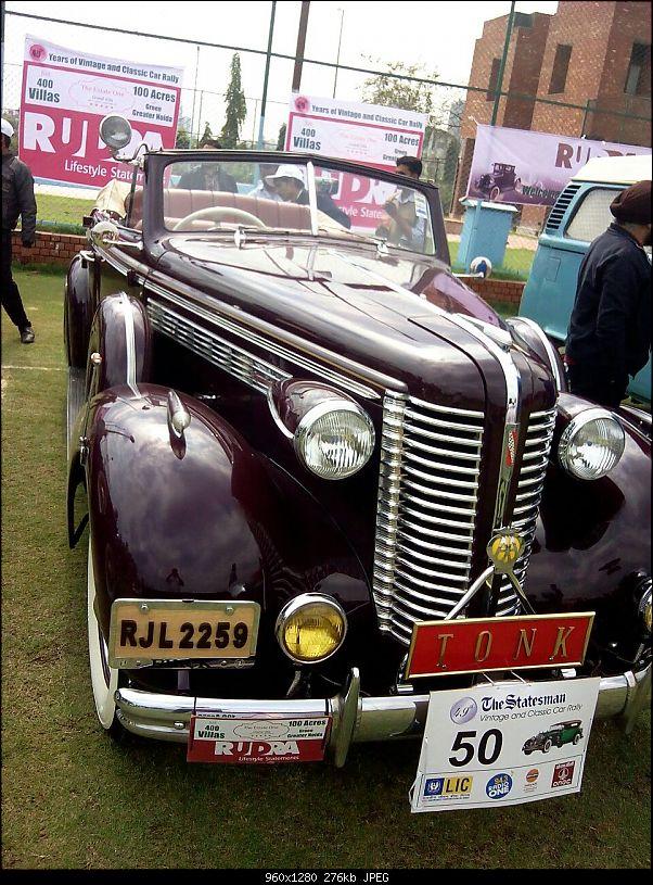 Pics: The Statesman Vintage & Classic Car Rally, Delhi (March 2015)-50.jpg
