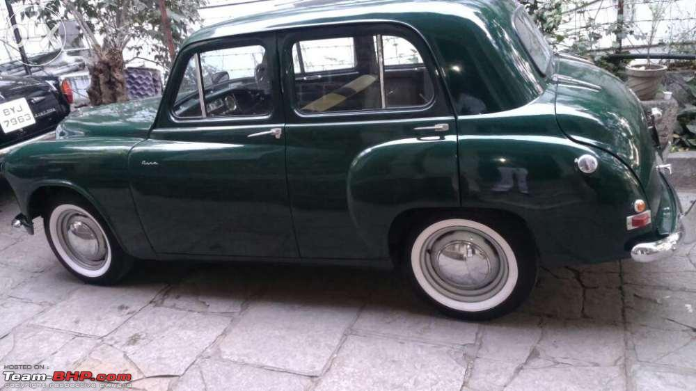 Used Vintage Cars For Sale In Delhi