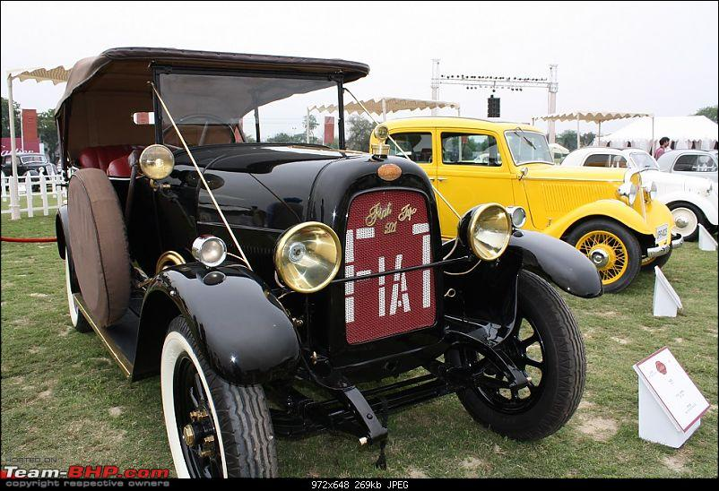4th Cartier 'Travel With Style' Concours d'Elegance - 14th March 2015 at New Delhi-img_7119.jpg
