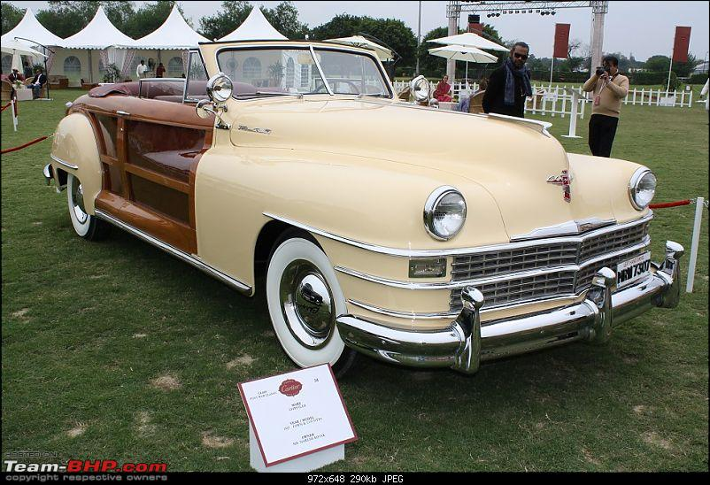 4th Cartier 'Travel With Style' Concours d'Elegance - 14th March 2015 at New Delhi-img_7154.jpg