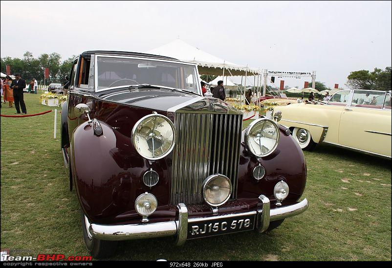 4th Cartier 'Travel With Style' Concours d'Elegance - 14th March 2015 at New Delhi-img_7157.jpg