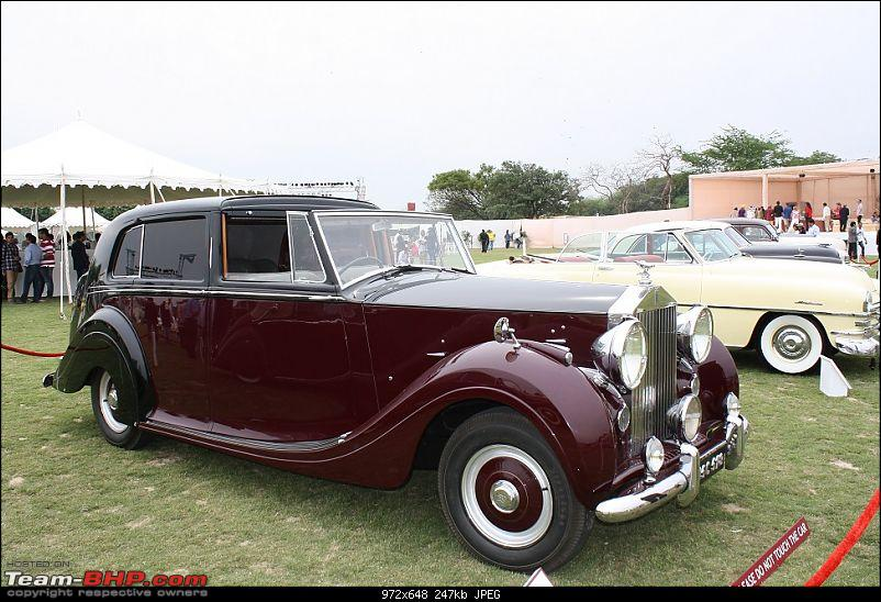 4th Cartier 'Travel With Style' Concours d'Elegance - 14th March 2015 at New Delhi-img_7166.jpg