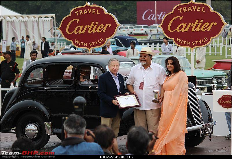 Report & Pics: 2015 Cartier Concours d'Elegance, Delhi-18-hindustan.jpg