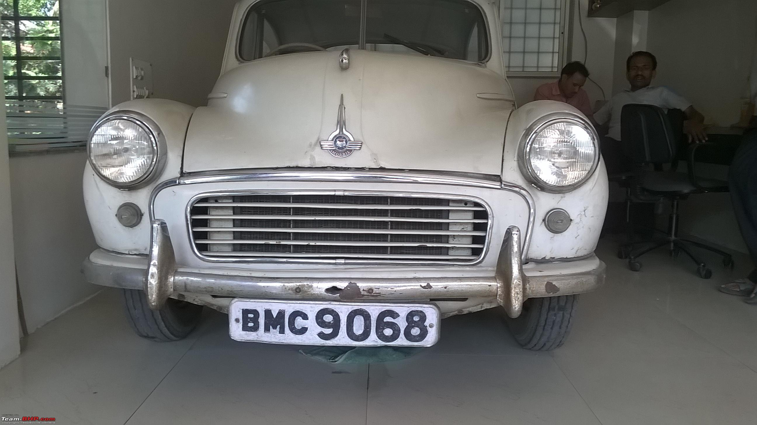 Pics: Vintage & Classic cars in India - Page 163 - Team-BHP