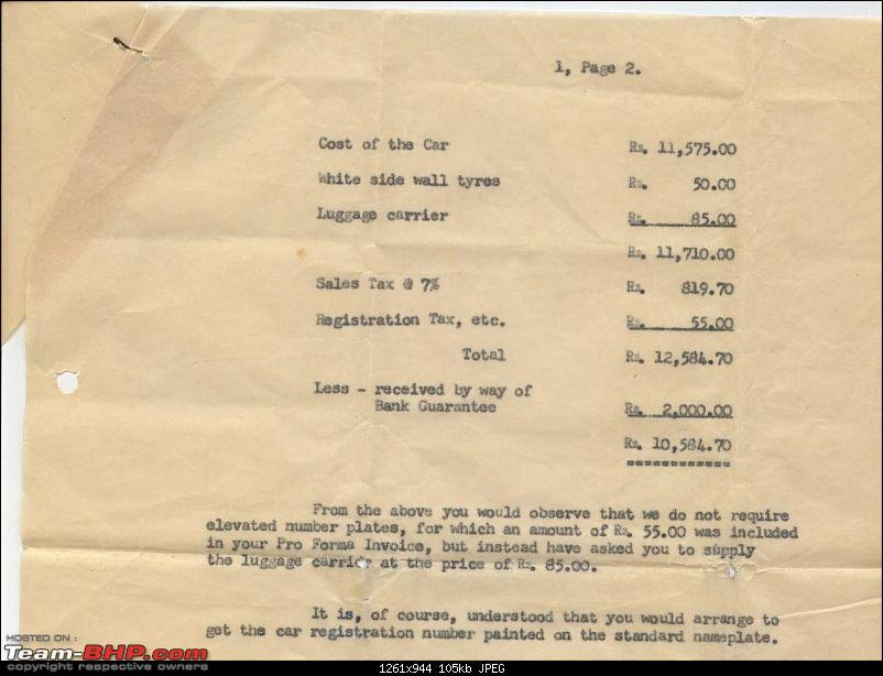 Cost of classic cars when new? Pics of invoices included-letter02.jpg