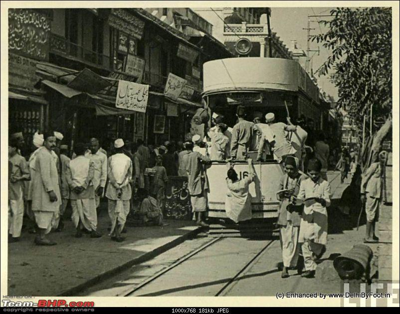 Images of Traffic Scenes From Yesteryears-tramindelhi_undated1000x768.jpg