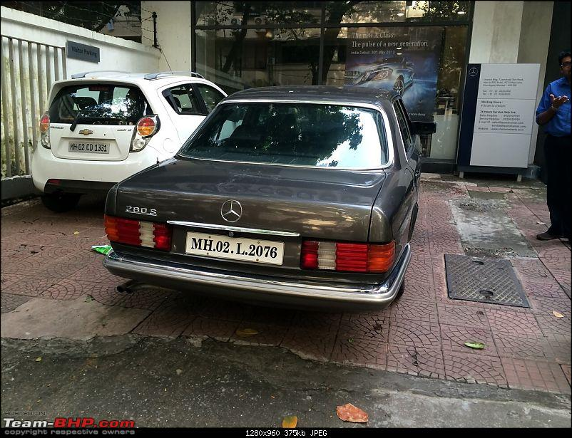 Mercedes: From a W123 300D to the W126 280S-img_5857.jpg