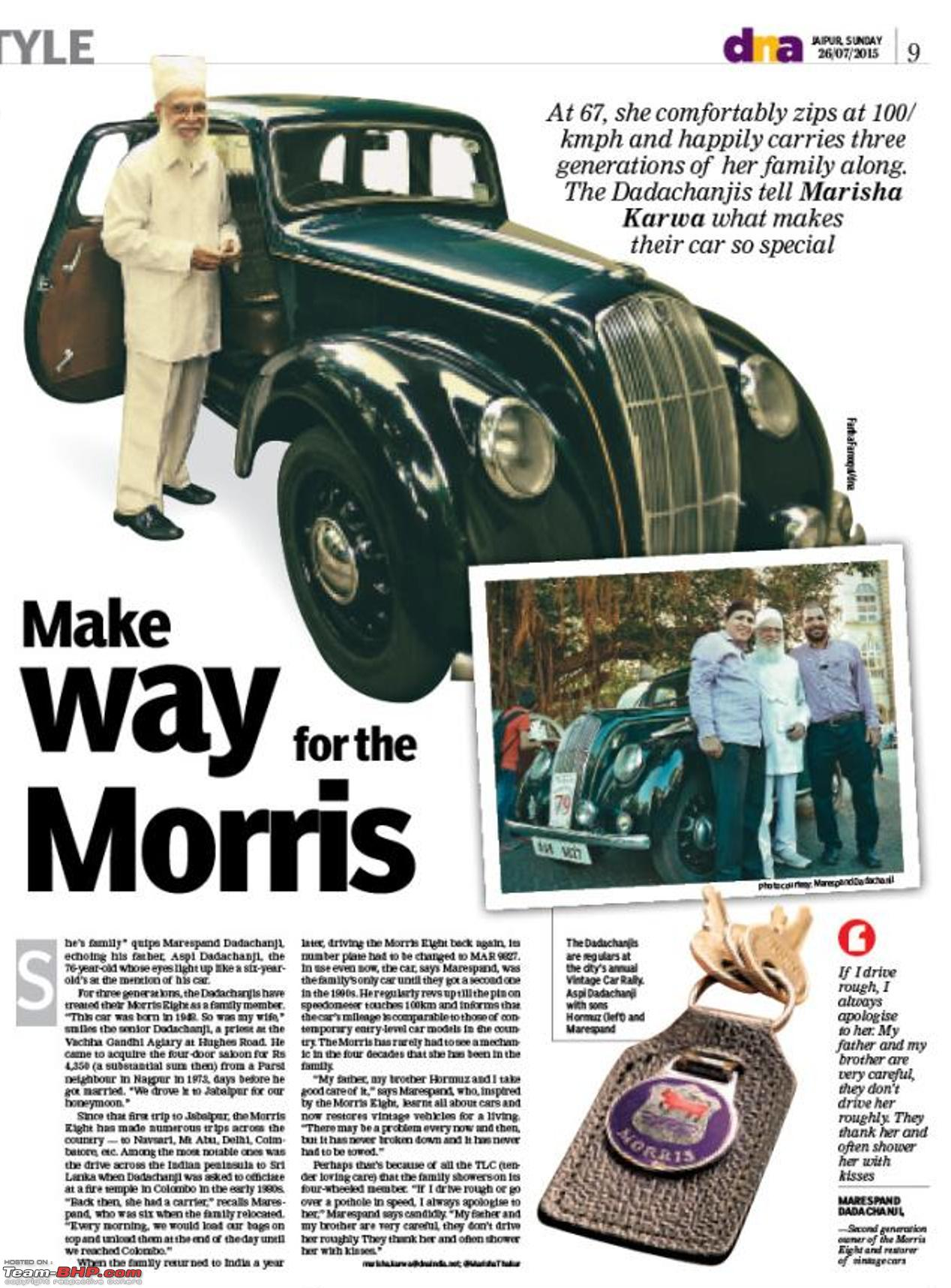 Media Matter Related to Vintage and Classic Cars - Page 21 - Team-BHP
