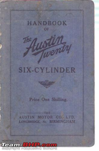 Name:  Austin Twenty 1930 Handbook.JPG