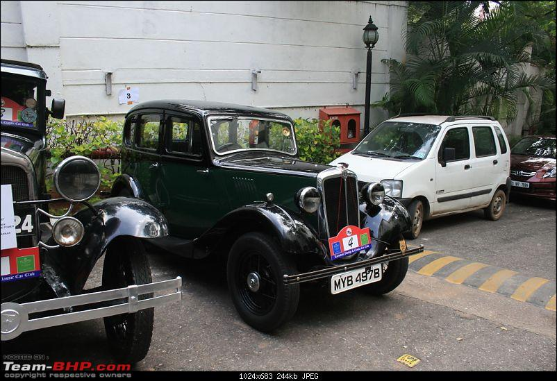 Bangalore Classic Car Rally by KVCCC - 11th October, 2015-morris-8.jpg