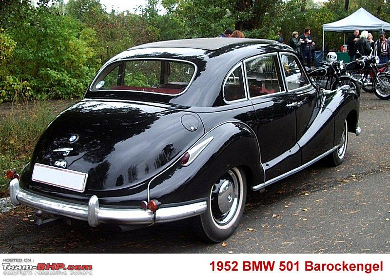 1955 BMW 501 related infomation,specifications - WeiLi Automotive ...