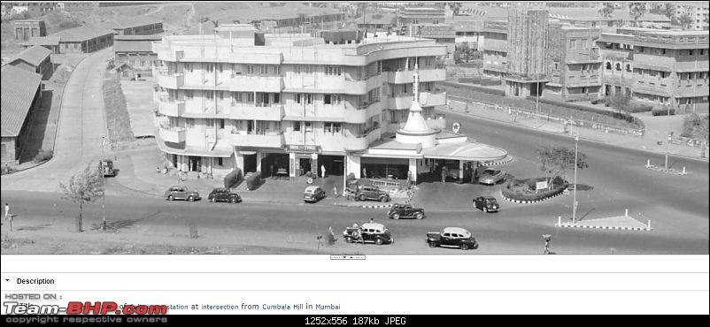 Nostalgic automotive pictures including our family's cars-bombay-cumbala-hill-1952-caltex-pump-tbhp.jpg