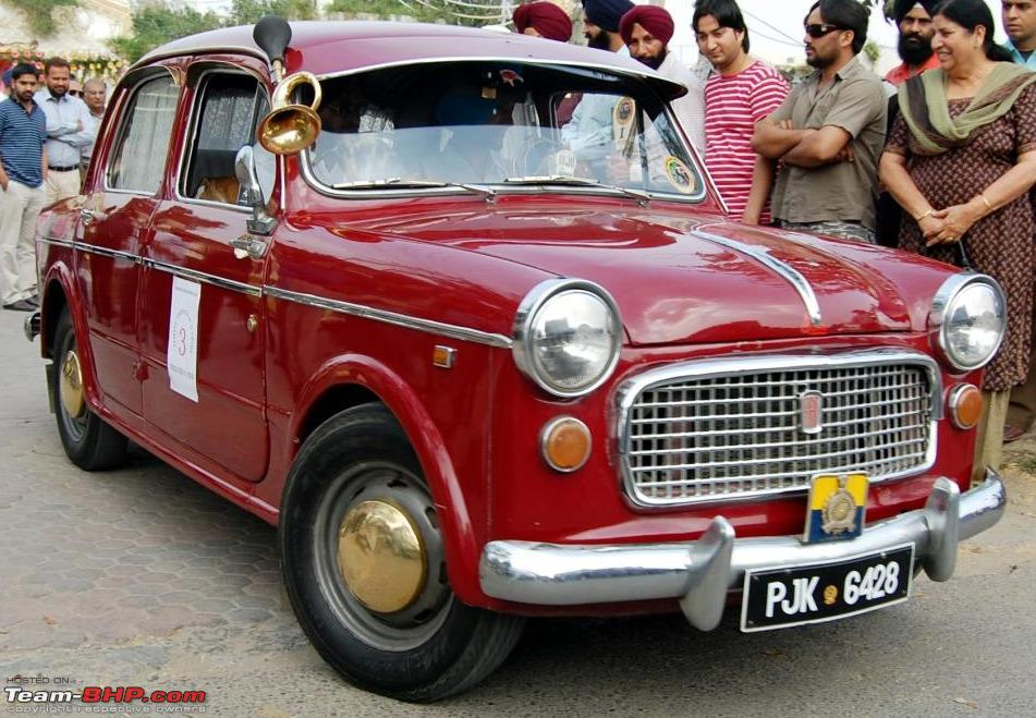 Early registration numbers in India - Page 65 - Team-BHP