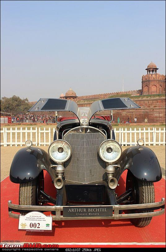 Report & Pics: 21 Gun Salute Vintage Car Rally, Feb 2016-merc02.jpg