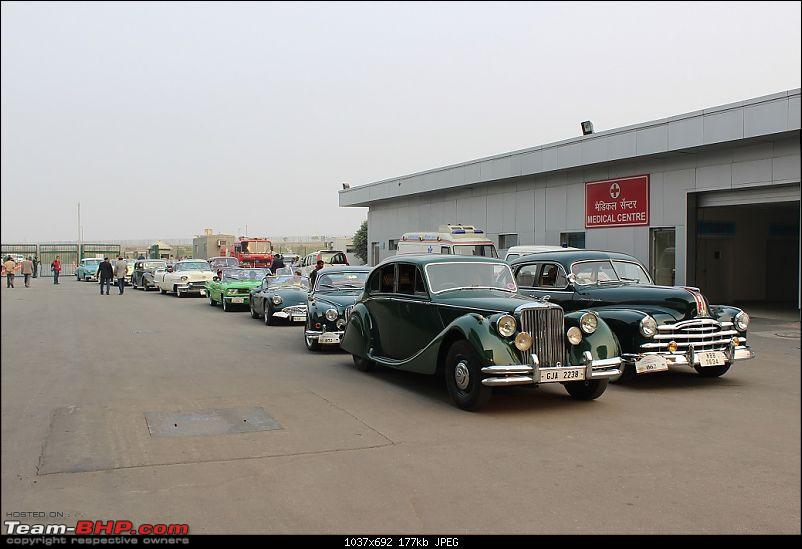 Report & Pics: 21 Gun Salute Vintage Car Rally, Feb 2016-24-lineup.jpg
