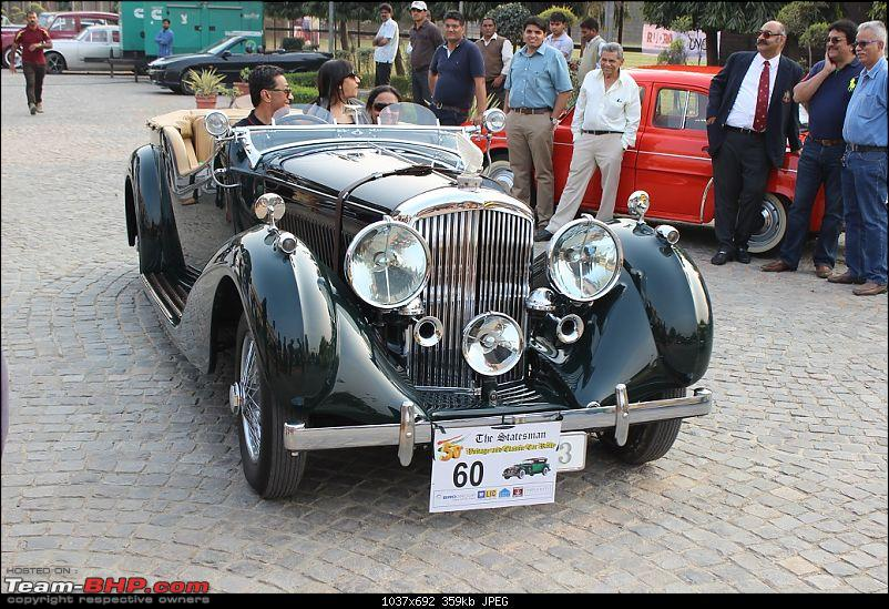 Report & Pics: The 50th Statesman Vintage & Classic Car Rally-bentley01.jpg