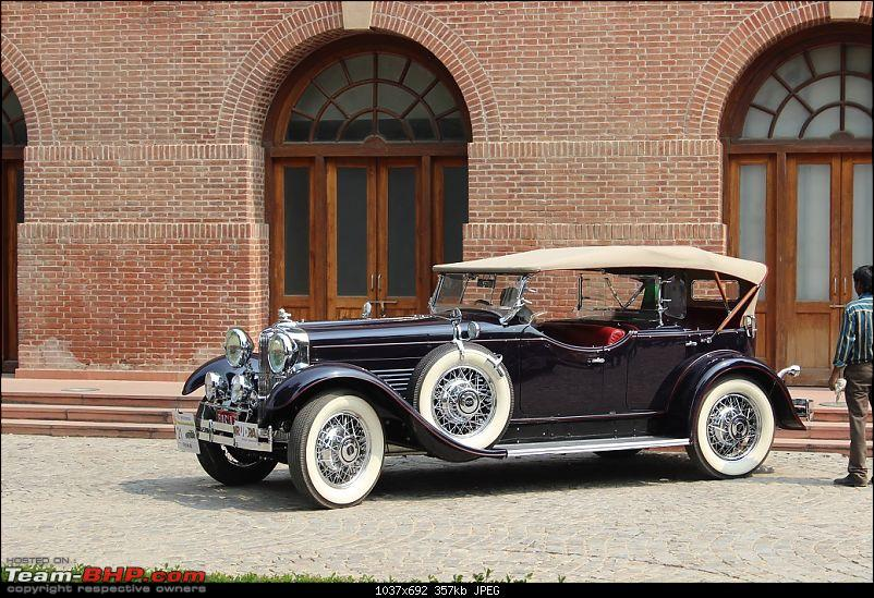 Report & Pics: The 50th Statesman Vintage & Classic Car Rally-stutz01.jpg