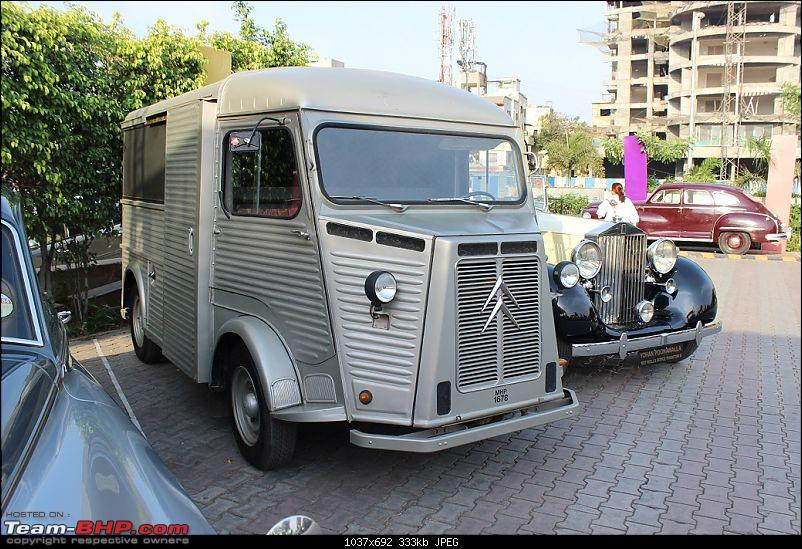 VCCCI vintage car and bike rally, Pune - 3rd April, 2016-citroen02.jpg