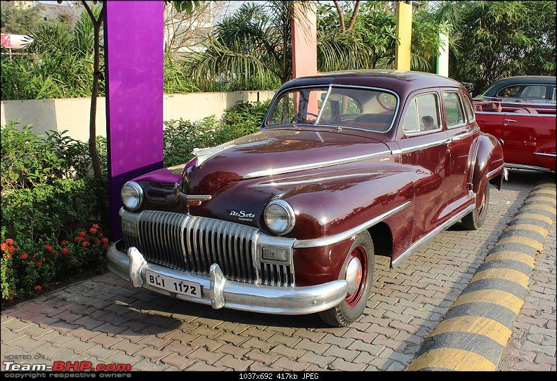 VCCCI vintage car and bike rally, Pune - 3rd April, 2016-desoto01.jpg