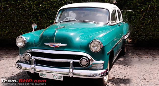 Chevrolet Old Model Cars In India Cars Image - Old cars model