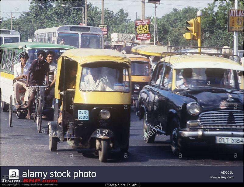 Images of Traffic Scenes From Yesteryears-alamyimage18.jpg