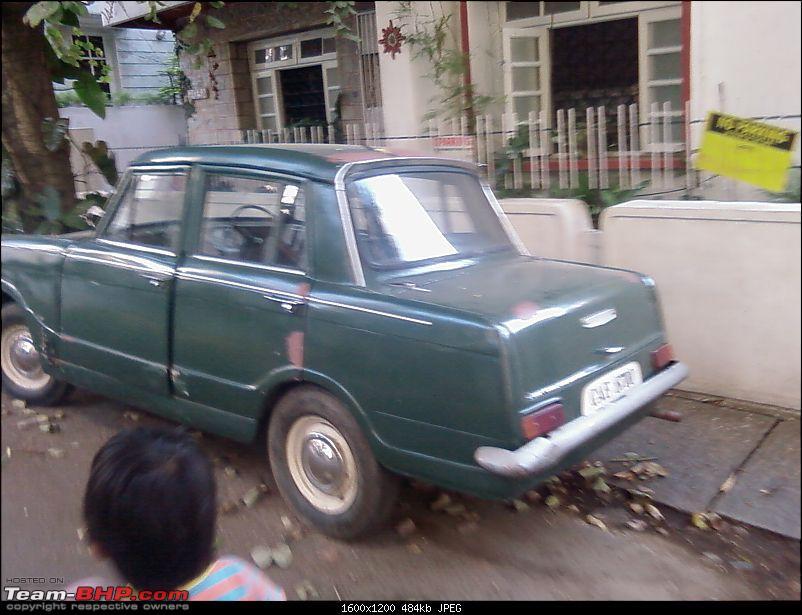 Standard cars in India-24012009.jpg