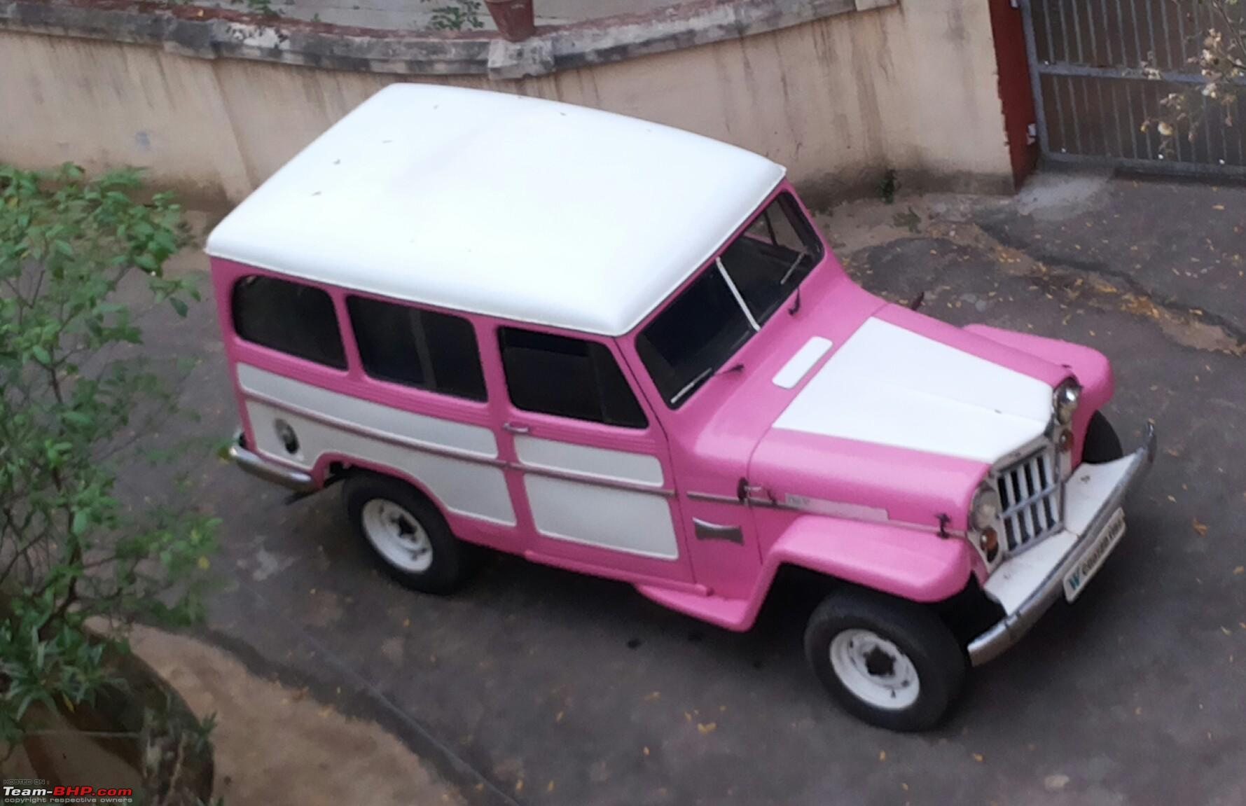 Jeep Willys Page 32 Team Bhp Jeeps On Filter Box Stn Wagon Cg Pink 1