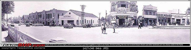 Images of Traffic Scenes From Yesteryears-mg-road-1964.jpg