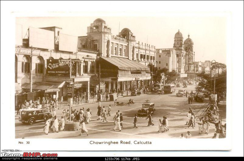 Nostalgic automotive pictures including our family's cars-chowringee-road.jpg