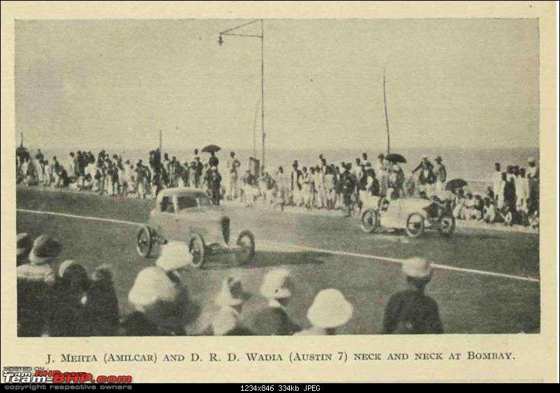 Indian Motor Sport pre 1965-bombay-amilcar-austin-speed-trials-1927.jpg