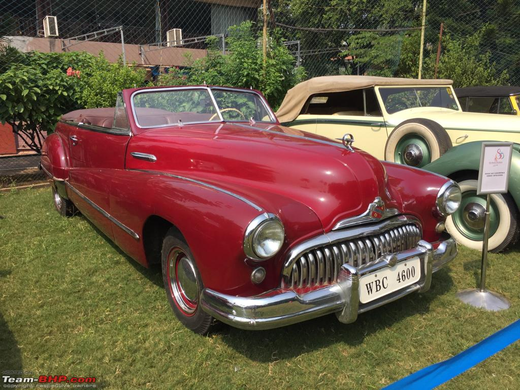 Bandra Gymkhana Celebrates Years Display Of Classic Cars