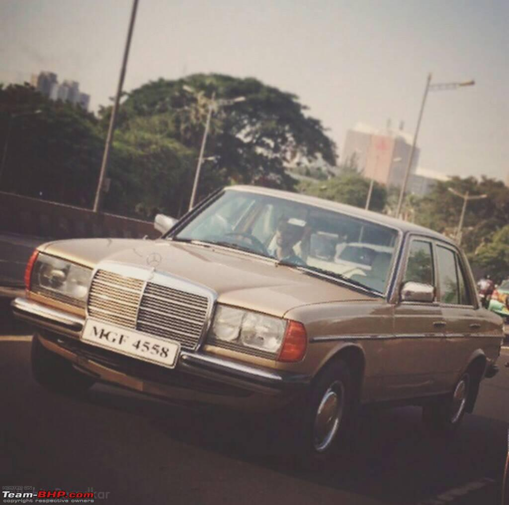 The Mercedes W123 Archive: Pics, Videos & Reviews - Page 2 - Team-BHP