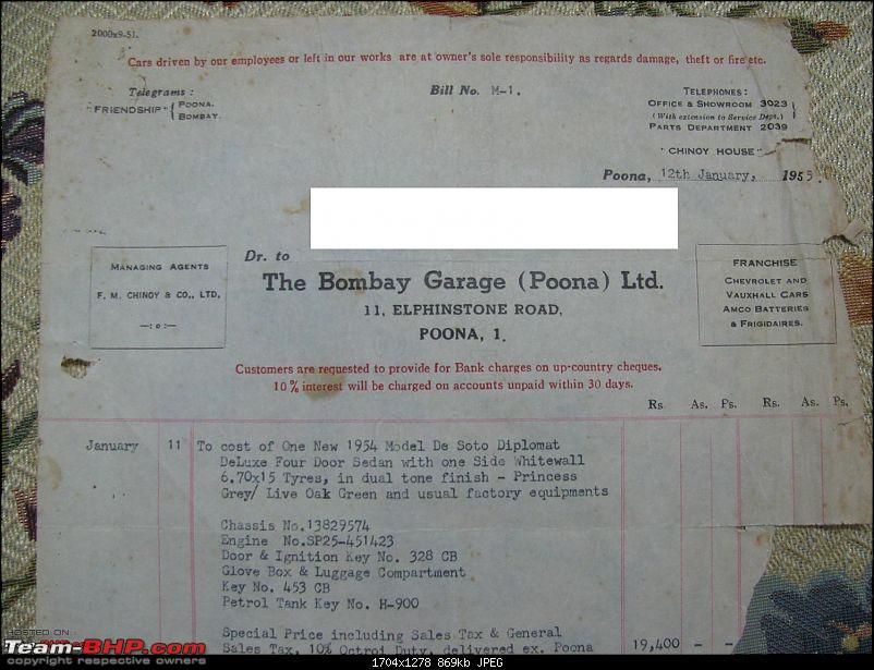Cost of classic cars when new? Pics of invoices included-bill01.jpg