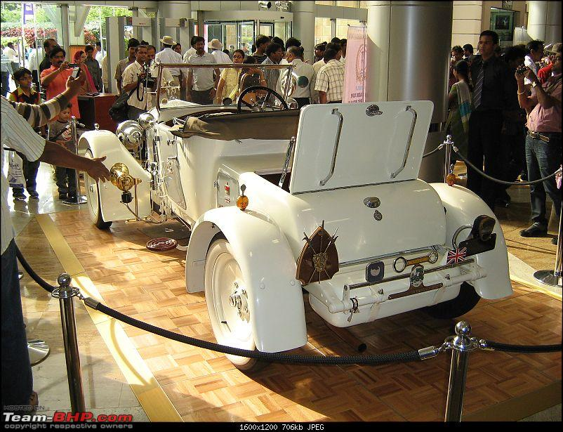 Vintage Car and Motorcycle Display by Deccan Heritage Automobile Association - @ HIAS-img_3369.jpg