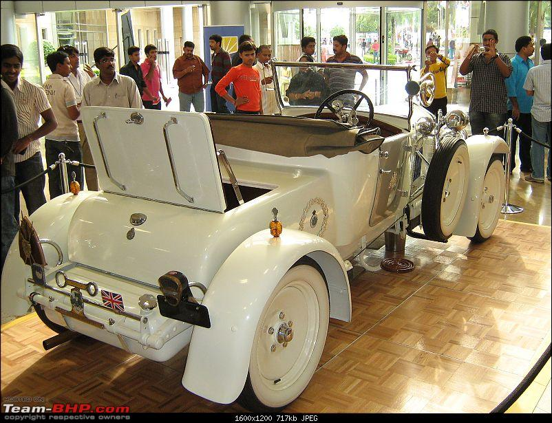 Vintage Car and Motorcycle Display by Deccan Heritage Automobile Association - @ HIAS-img_3376.jpg